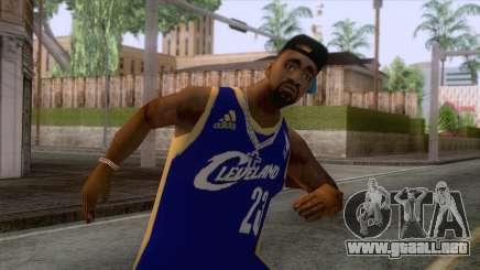 Crips & Bloods Fam Skin 9 para GTA San Andreas