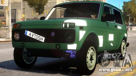 Lada Niva 4x4 para GTA 4