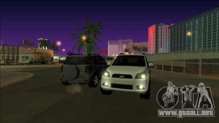 Daihatsu Terios SWB para GTA San Andreas