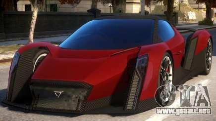 Vanda Electronics Dendrobium 2020 para GTA 4
