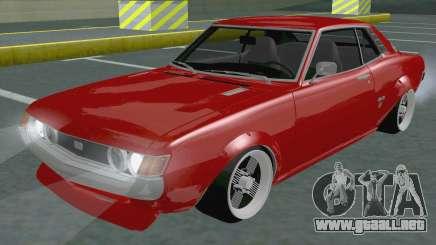 Toyota Celica 1974 GT JerryCustoms para GTA San Andreas