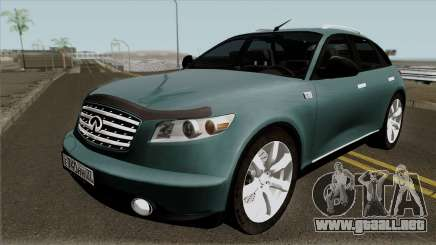 Infinity FX45 2007 para GTA San Andreas