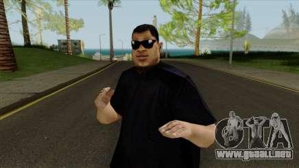 New Fat Fam1 para GTA San Andreas