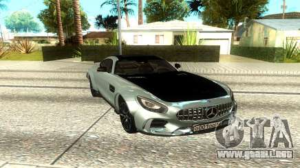 Mercedes-Benz AMG GT R Coupe para GTA San Andreas