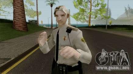 New lvpd1 para GTA San Andreas