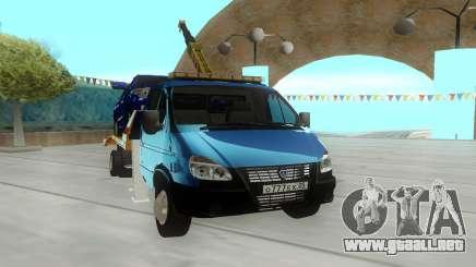 Gacela De Negocios para GTA San Andreas