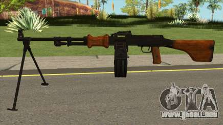 RPD Light Machine Gun para GTA San Andreas