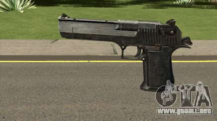 HD Desert Eagle (With HQ Original Icon) para GTA San Andreas