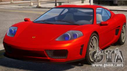 Turismo to Ferrari f430 para GTA 4