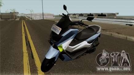 Yamaha NMax 2018 para GTA San Andreas