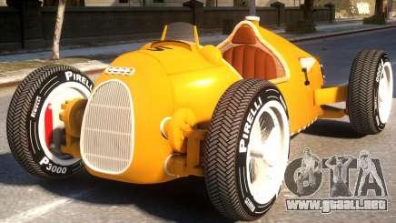 Audi Type C 1936 V.1 para GTA 4