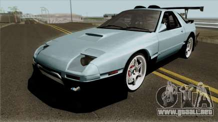 Mazda RX-7 V3 Final Battle Machine para GTA San Andreas