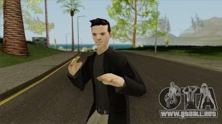 Claude Chaqueta LQ para GTA San Andreas
