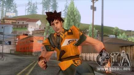 Dragonball Evolution - Goku Skin para GTA San Andreas