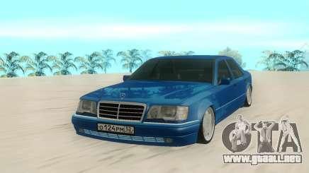 Mercedes-Benz E500 Stock para GTA San Andreas