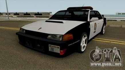 Sultan Police LSPD para GTA San Andreas