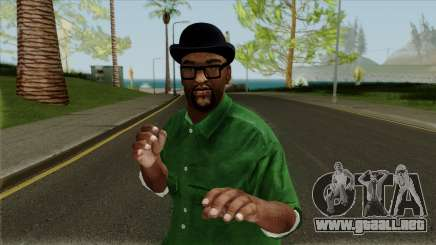 Big Smoke Legacy HD para GTA San Andreas