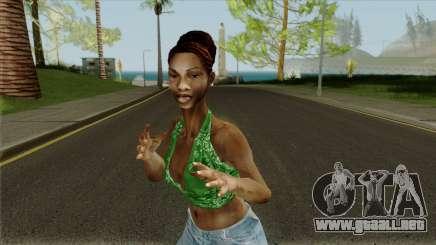 Kendl Legacy HD para GTA San Andreas