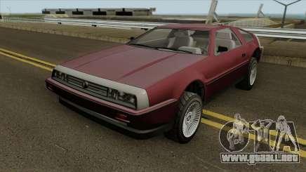 GTA V Deluxo v2 para GTA San Andreas