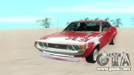 Toyota Celica Retro para GTA San Andreas