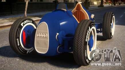 Audi Type C 1936 V.1.3 para GTA 4