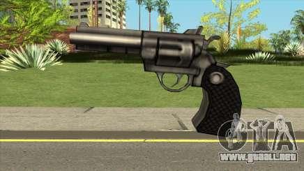 Revolver para GTA San Andreas