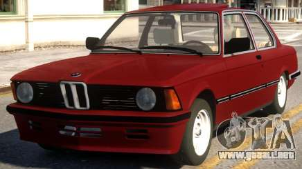 BMW 316 E21 para GTA 4
