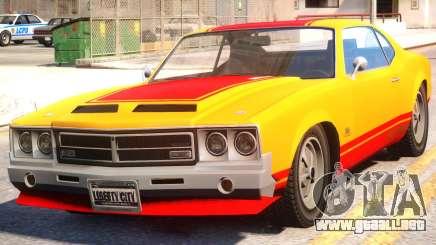 Sabre GT HD v1.0 para GTA 4