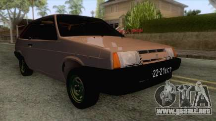 VAZ 2108 Brachypterous para GTA San Andreas