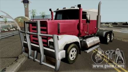 Roadtrain Looking Beta para GTA San Andreas