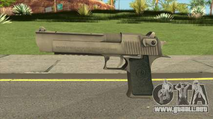 Desert Eagle from CS: Global Offensive para GTA San Andreas
