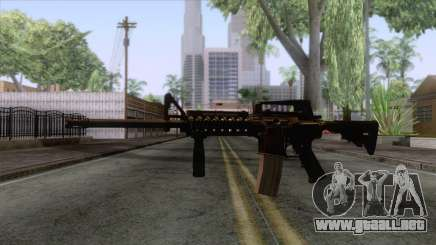 AR-15 Assault Rifle para GTA San Andreas
