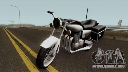 Desert Ranger para GTA San Andreas