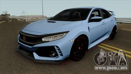 Honda Civic Type R 2017 para GTA San Andreas