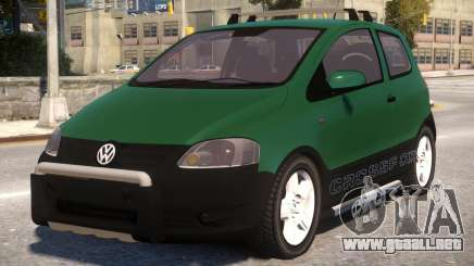 VW Cross Fox para GTA 4
