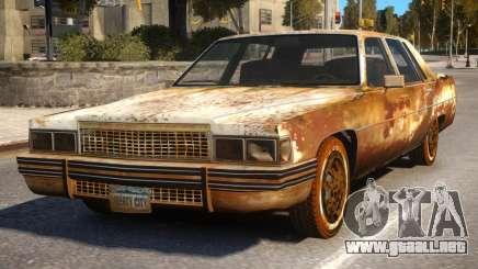 Emperor Rusty & Dirty para GTA 4