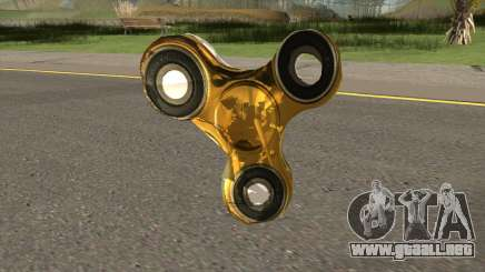 Golden Fidget Spinner para GTA San Andreas