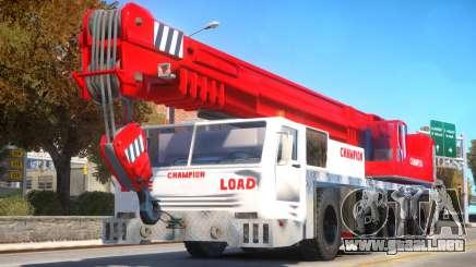 Champion Crane v2.0 para GTA 4