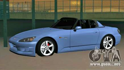 Honda S2000 Liftface Stock para GTA San Andreas