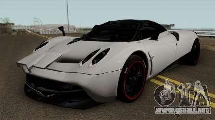 Pagani Huayra SPBG 1.2 V4 para GTA San Andreas