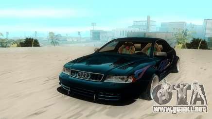 Audi S4 2000 SGdesign para GTA San Andreas