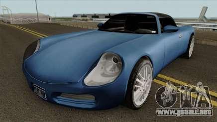 Stinger HD para GTA San Andreas