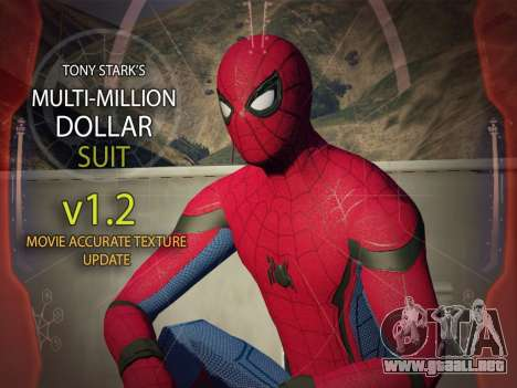 GTA 5 Tony Stark Multi-Million Dollar Suit