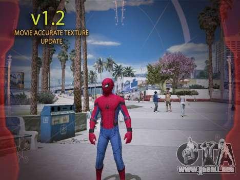 GTA 5 Tony Stark Multi-Million Dollar Suit tercera captura de pantalla
