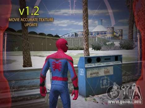 GTA 5 Tony Stark Multi-Million Dollar Suit segunda captura de pantalla
