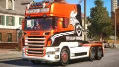 Scania R580 Longline Custom PJ17