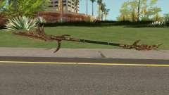 Marvel Future Fight - Corvus Glaive Weapon para GTA San Andreas