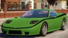 Corvette Mod para GTA 4
