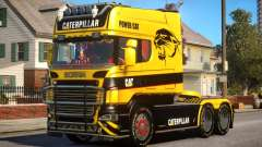 Scania R580 Longline Custom PJ14