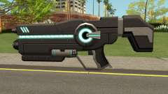 Marvel Future Fight - Cable Weapon para GTA San Andreas